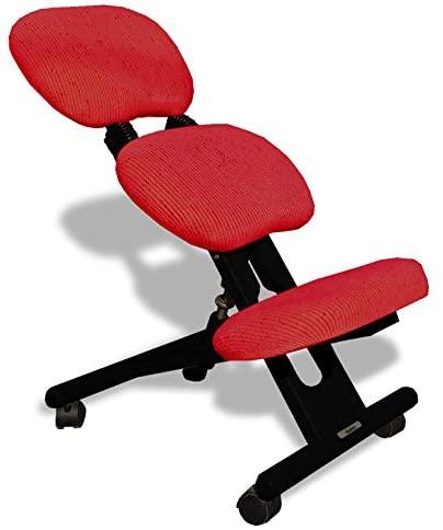Botón a silla de rodillas Cinius