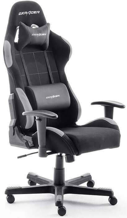Botón para comprar silla ergonómica gaming DX Racer 5 Robas Lund