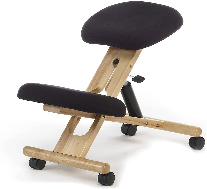 Botón a silla de rodillas Duehome