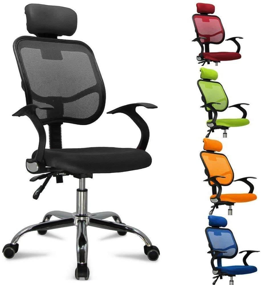 Botón para comprar silla ergonómica Femor
