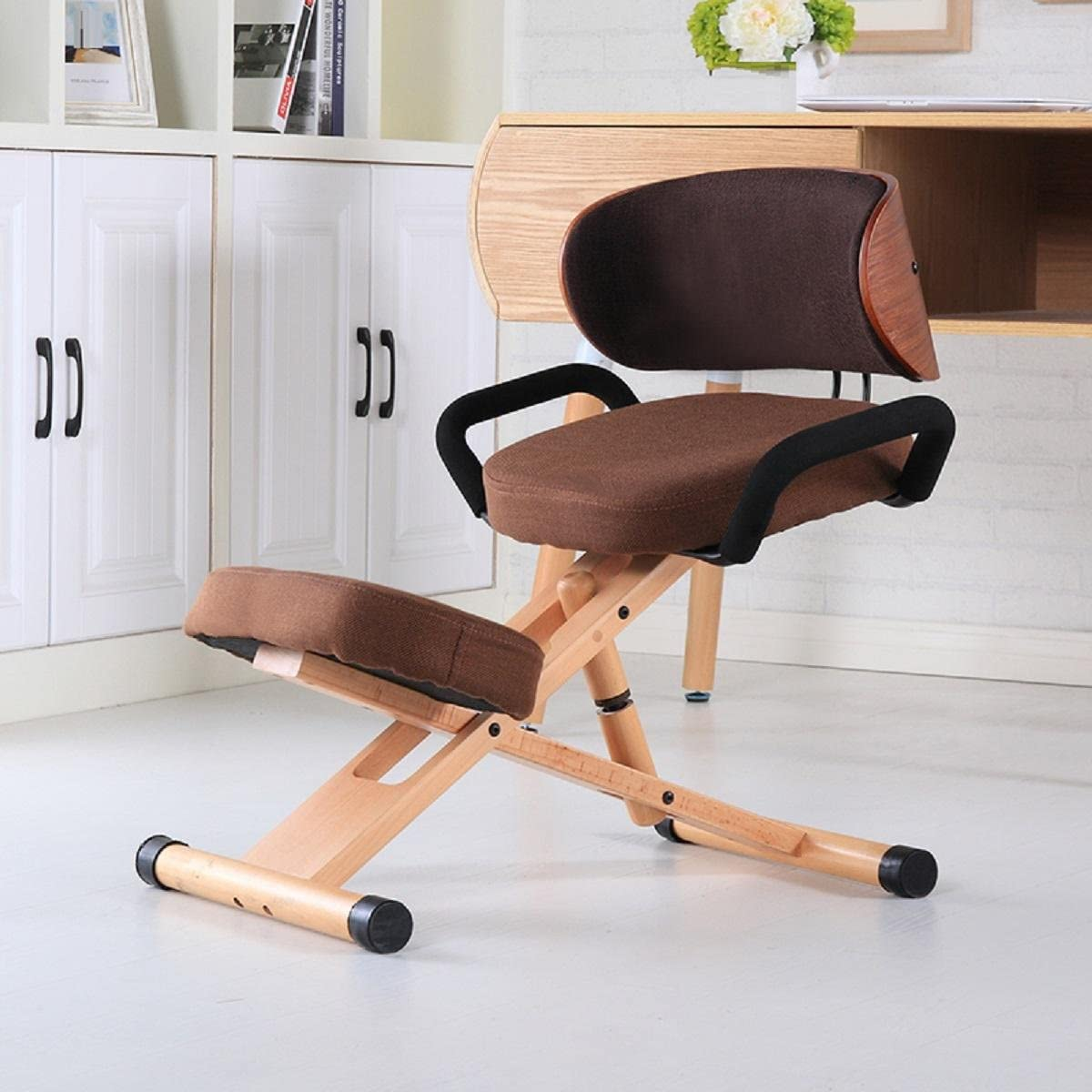 Botón a silla de rodillas Gaojian