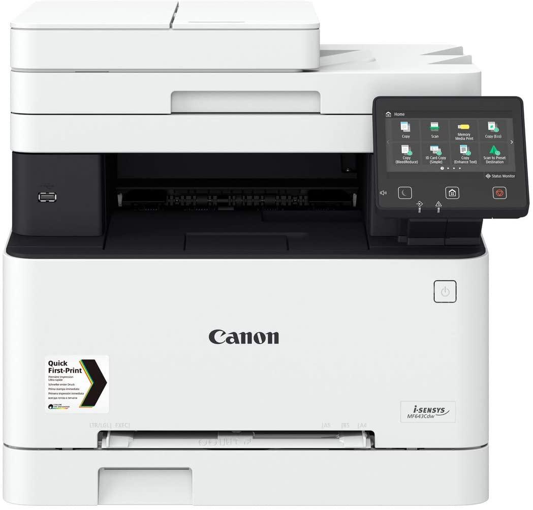 Botón a Canon i-Sensys MF643Cdw