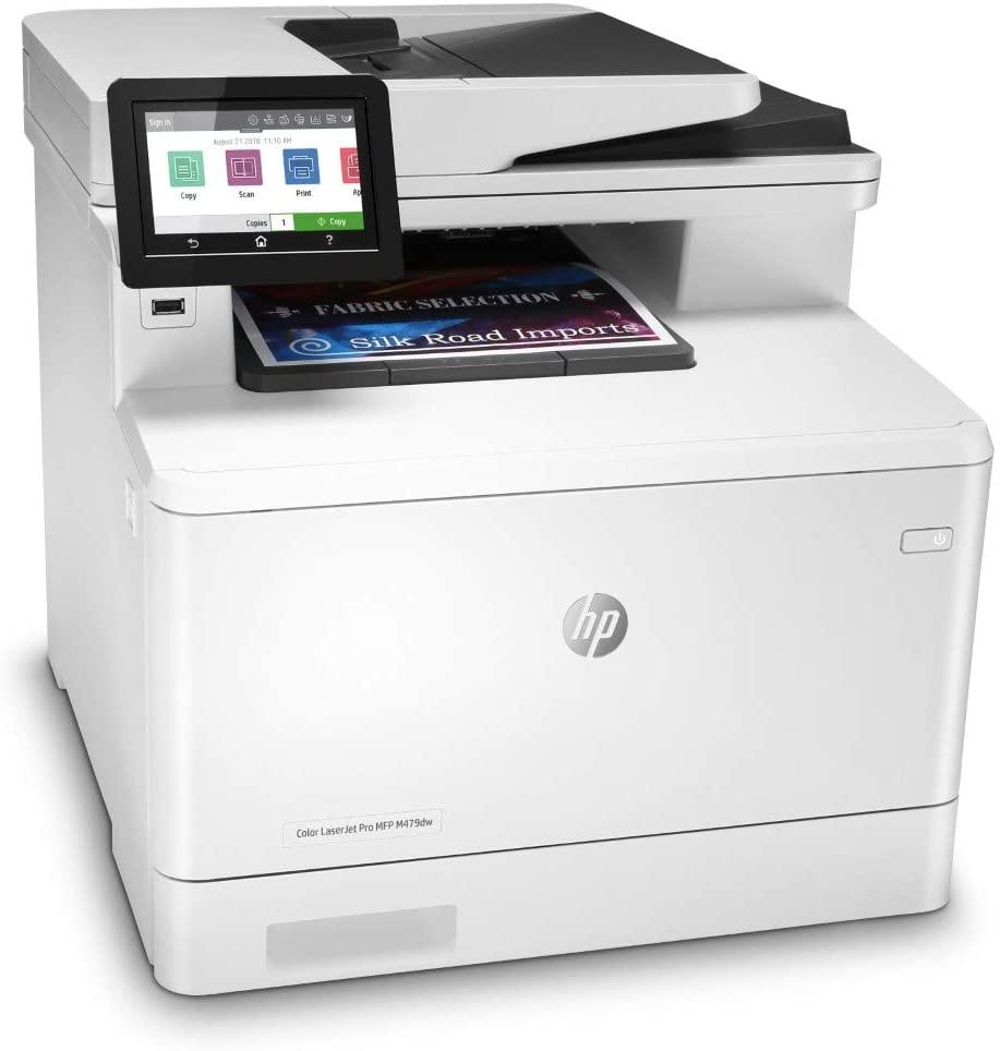 Botón a HP Color LaserJet Pro M479dw