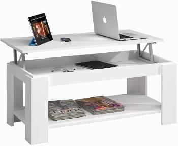 Mesas de centro elevables baratas