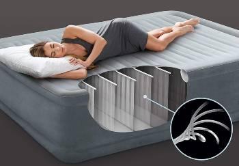 mejor colchón hinchable
