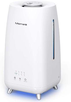 Humidificador ultrasónico Manwe