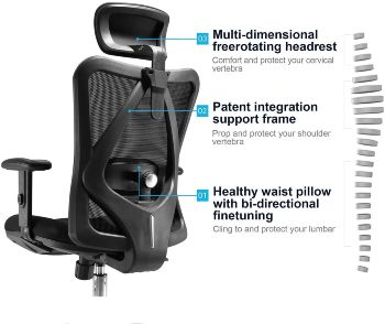 Mejores sillas Sihoo